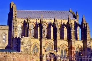 Rosslyn Chapel Edinburgh