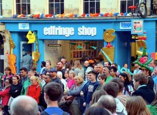 Dates for Edinburgh fringe 2019