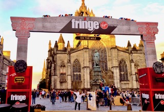 Royal mile fringe festival 2019