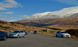 Road to Skye, via Glencoe Scotland