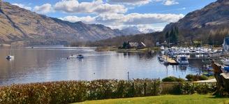 Loch Lomond road trip to Skye