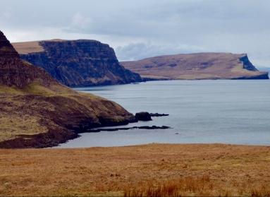 Neist Point, road trip to Skye, Scotland