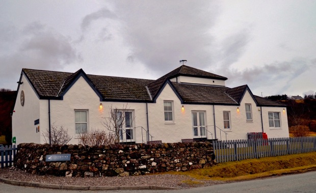 Three Chimneys restaurant on Skye@shutterstock