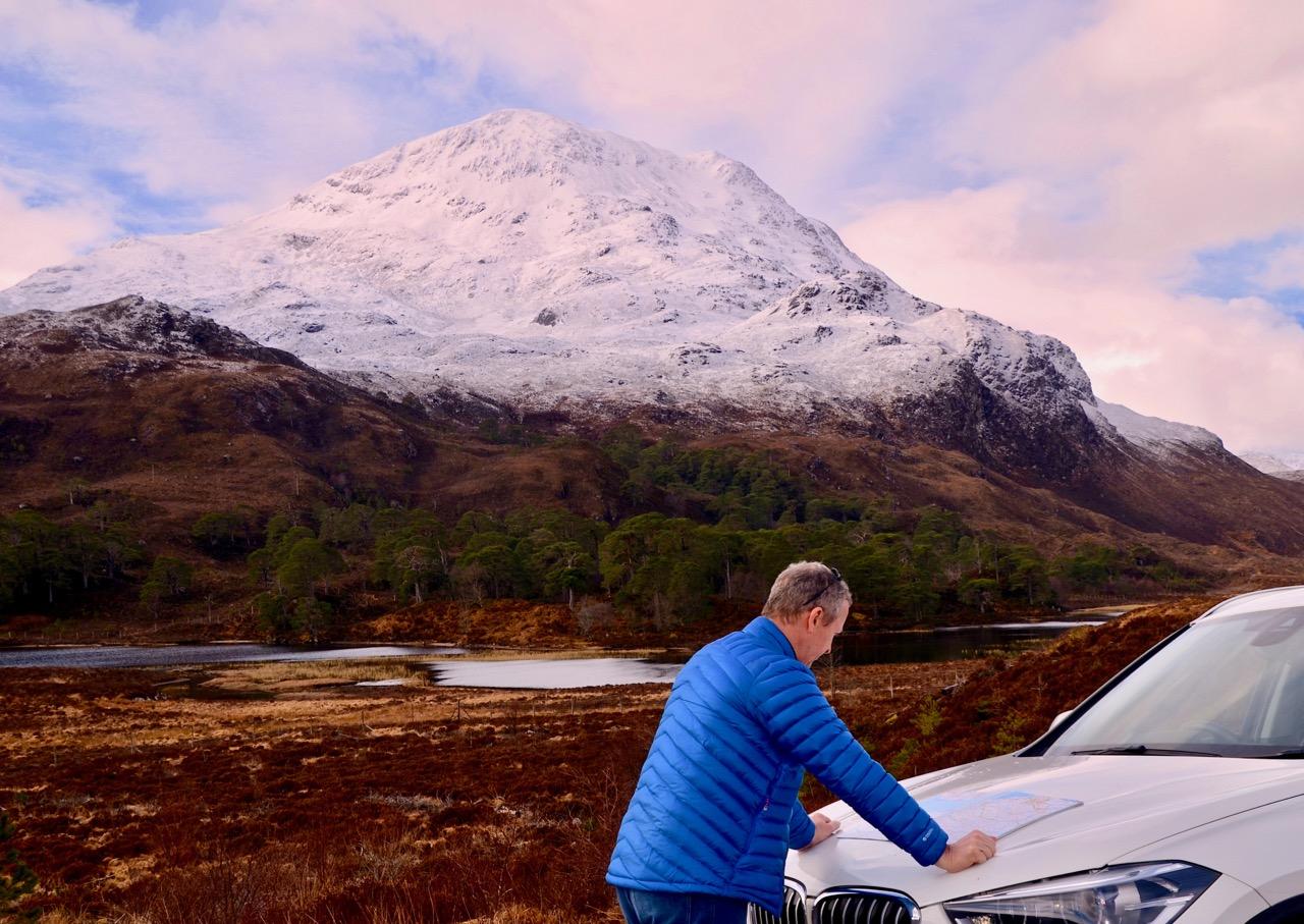 Skye road trip Scotland