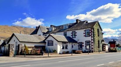 Ardlui Hotel, Loch Lomond