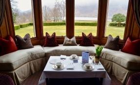 Torridon House Hotel lounge