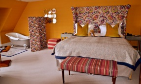 Torridon House Hotel bedroom