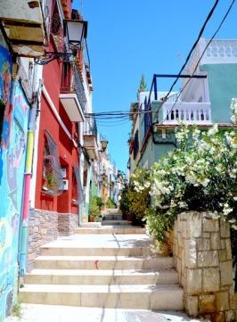 El Barrio, Old Quarter Alicante