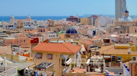 Alicante city@shutterstock