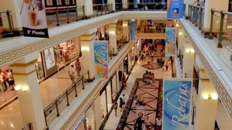 Plaza Mar shopping centre Alicante