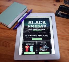 Black Friday sale November