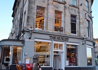 Kyloe & Huxley Edinburgh hogmanay