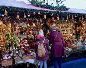 Edinburgh Christmas Markets