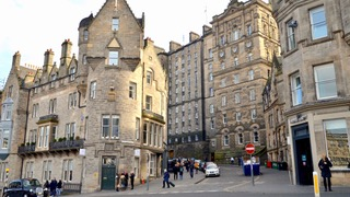 Edinburgh Military Tattoo office