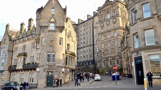 Edinburgh Military Tattoo office