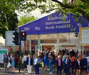 Edinburgh Book Festival 2019