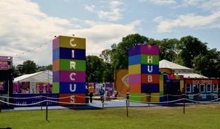 Edinburgh Fringe Circus Hub 2019