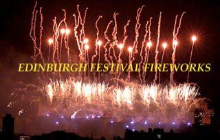 Edinburgh Virgin Money Fireworks 2019