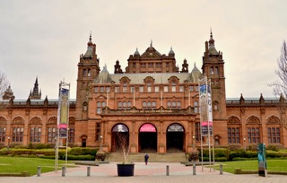 Kelvingrove Museum, West End Glasgow