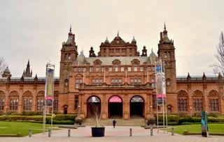 Kelvingrove Museum, West End Glasgow
