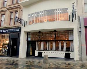 Rennie Mackintosh tearooms in Glasgow