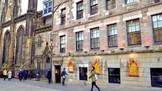 Witchery Restaurant, Edinburgh