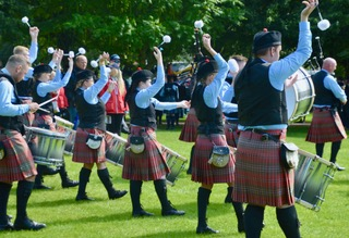 World Pipe & Drum championships 2019