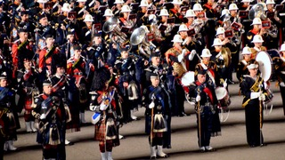 Edinburgh Military Tattoo seating guide