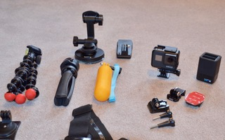 GoPro Hero 7 accessories
