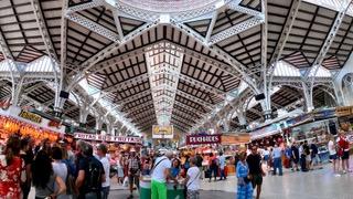 Indoor Market Valencia