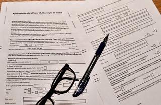 financial power attorney dementia