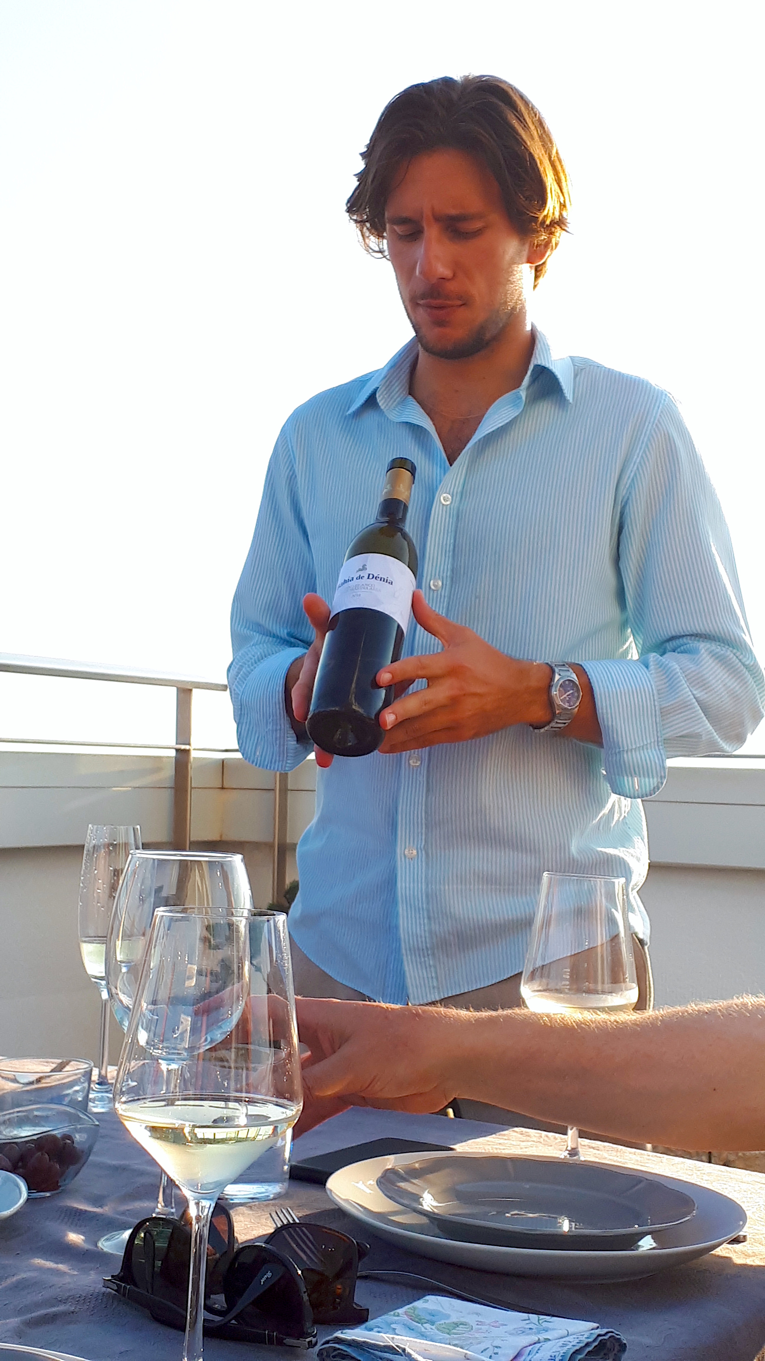 Sea Saffron tours with tapas/wine rooftop dinner